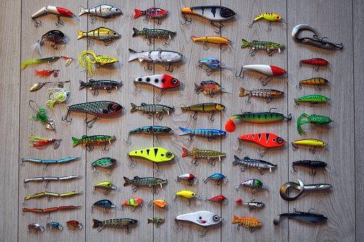 4 Different Varieties Of Fishing Lures