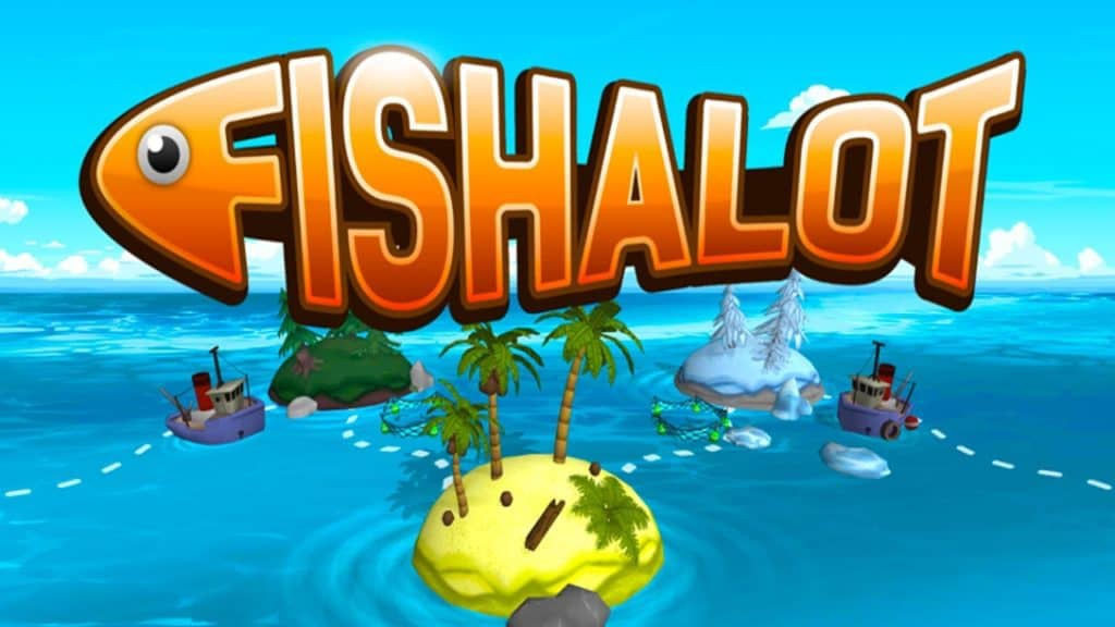 Fishing Games: Find The Fish On Your Gadget