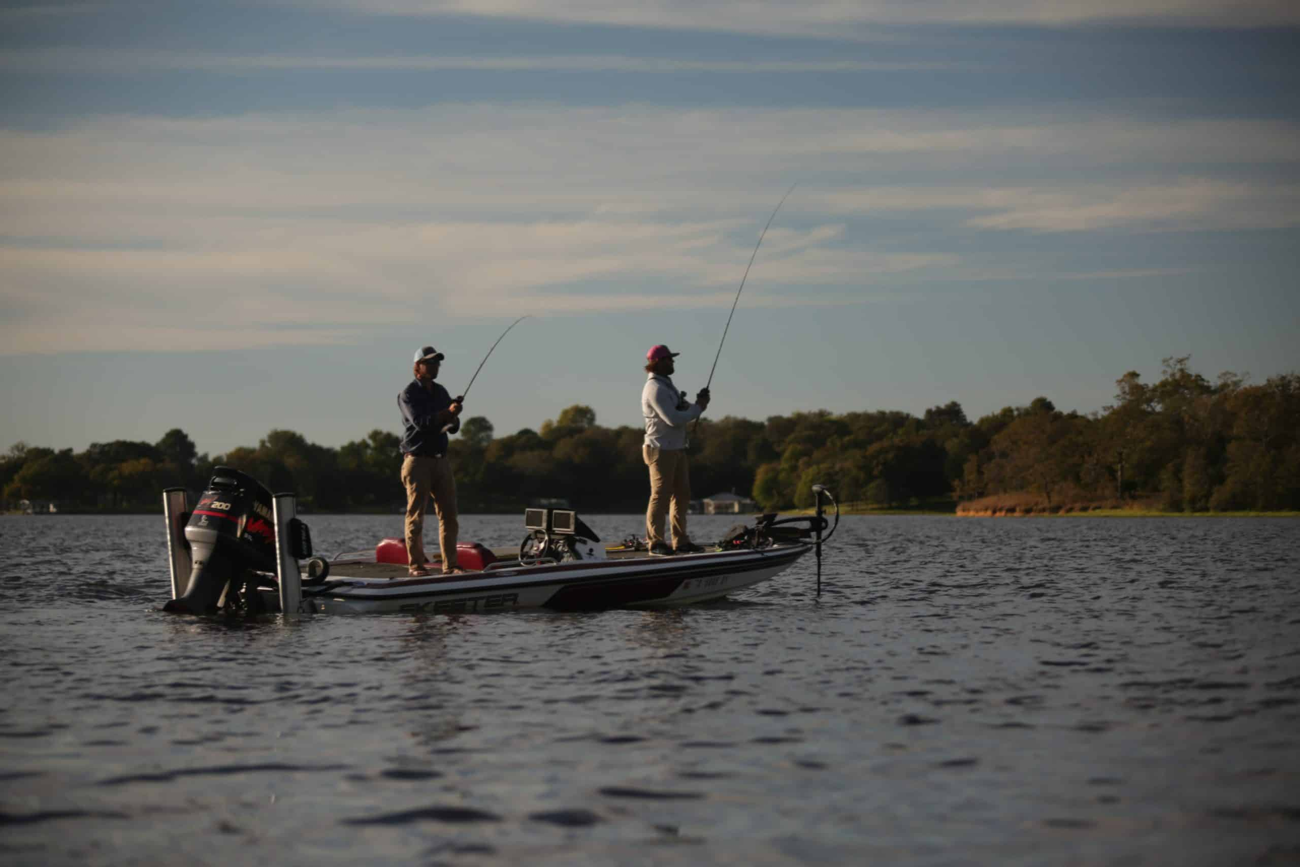 Different Techniques for Fishing Bass