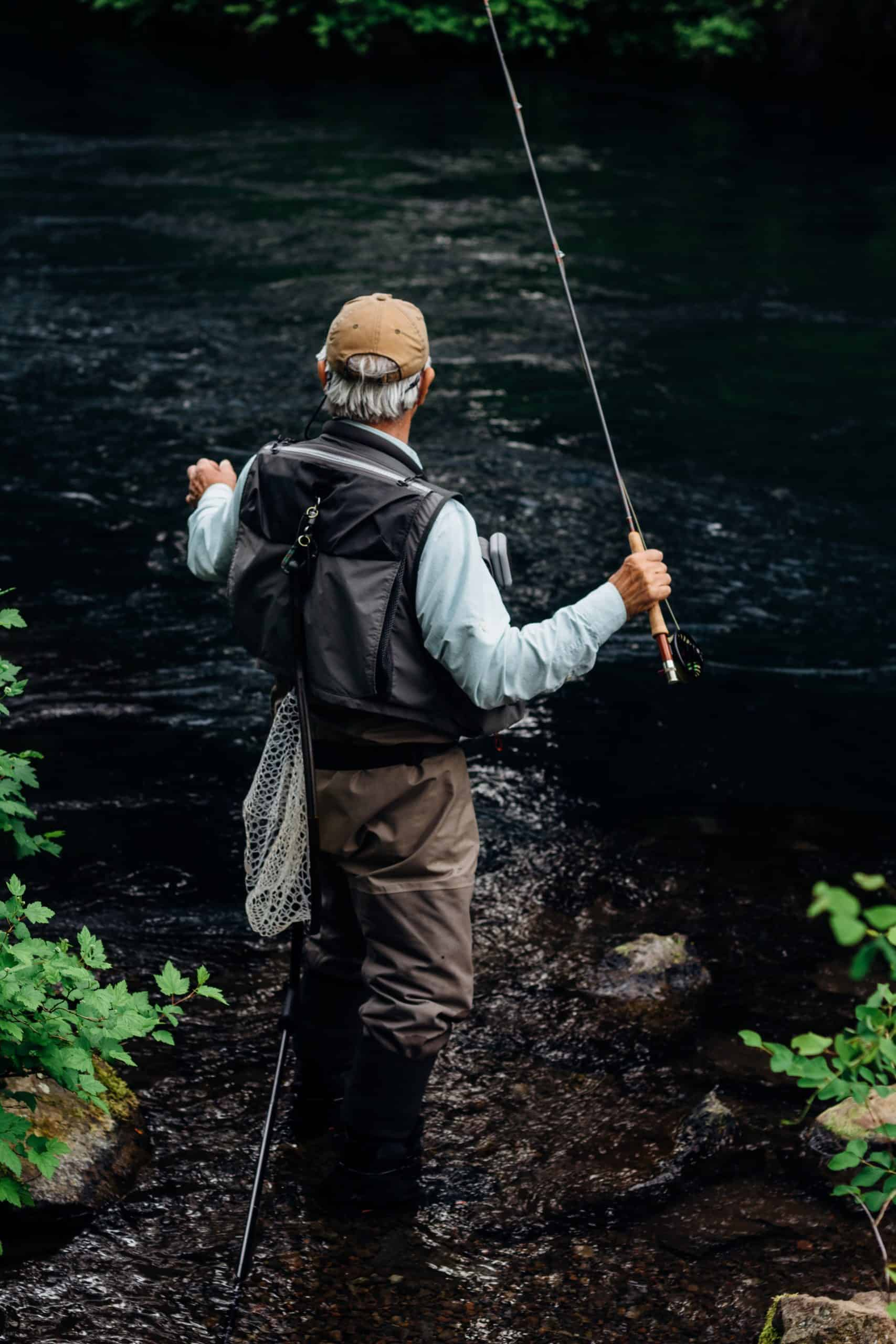 Hidden Mystery Behind Fishing Waders An Outdoor Footwear